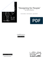 Designing for people, by Henry Dreyfuss