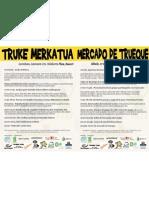 Programa Mercado de Trueque, 27 Nov Basauri 2010.