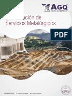 Servicios metalúrgicos