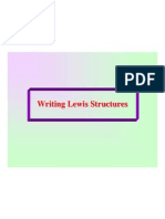 How to Write Lewis Structure