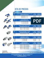 Precios Pealpe 2019
