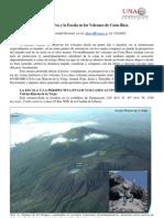 Escala en Volcanes de Costa Rica