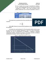 Determinación de Linea de Pendiente Uniforme