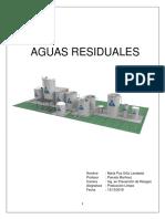Informe Aguas Residuales
