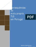 Consequencias Do Motu Proprio Tls Em Portugal
