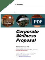 Sod Corp Wellness