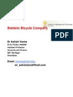 AV Baldwin Bicycles Mac IMT
