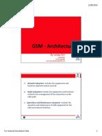 gsm arch