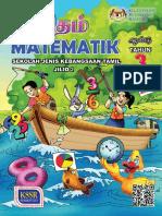 Matematik Tahun 3 Jilid 2 SJKT Teks KSSR Semakan