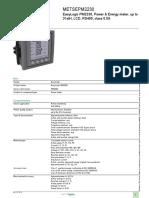 EasyLogic PM2000 series_METSEPM2230