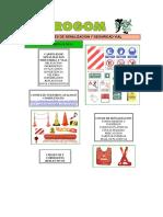 Carteles de Señalizacion y Seguridad Vial