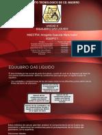 UNIDAD 6 EQUILIBRIO LIQUIDO-VAPOR