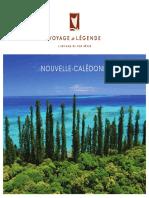 Brochure Nouvelle Caledonie