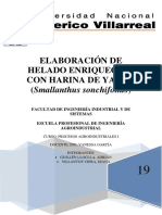 PROYECTO PROCESOS AGROINDUSTRIALES I