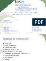 Internship Report-Deepak Ambulkar