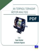 Motor Diagnistic Training
