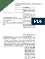 Prevederi de Completare Si Modificare a Reglementării Tehnice p100