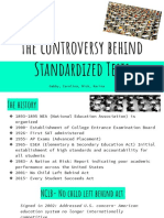 plc standardized tests