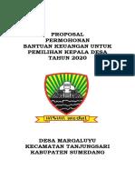 Proposal Bankudes 2020
