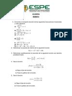 Deber 6 Álgebra