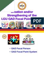 Barangay GFPS