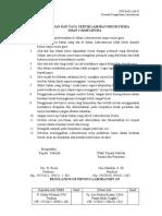 Peraturan Dan Tata Tertib Laboratorium Fisika