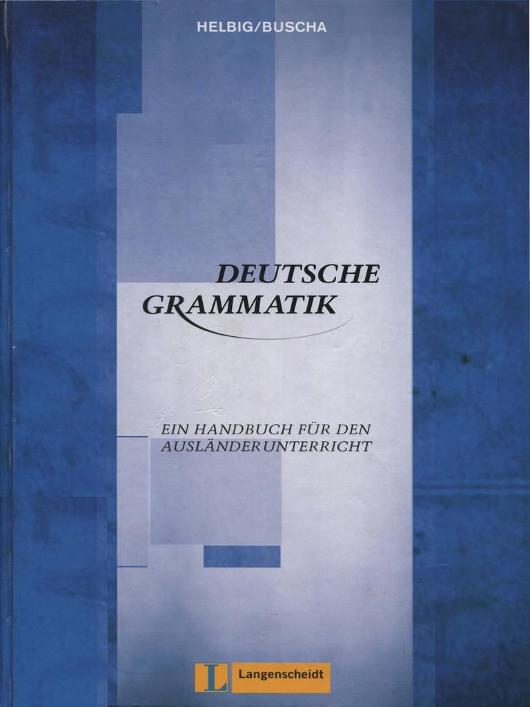 helbig buscha deutsche grammatik pdf chomikuj