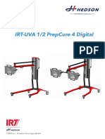 714850 IRT-UVA-1 2 PrepCure4 Digital Operation Spares Manual ETL