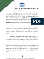 19,11,10 Argumentos frente a moción PSOE que ataca a Rajoy y a la agenda social del PP