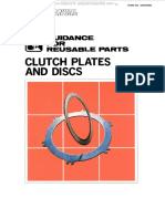 Cluctch Disc and Plate