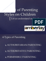 Amberlay - Impact of Parenting Styles on Children