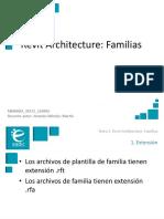 Presentación_M1T2_Revit Architecture Familias