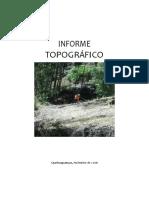 ESTUDIO TOPOGRAFICO QUEHUAPAMPA