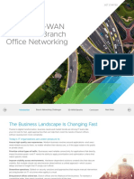6 Ways SD-WAN Redefines Branch Office Networking