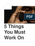 5 Things You Must Work On Before You Can Conquer The World.docx