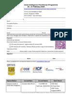 Genos Registration Form - Feb 2020
