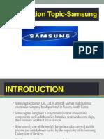 Presentation on Samsung.pptx