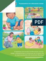 Fundamentos de la educación Inicial