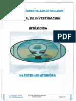 MA-001 03-18 Tipología de Extraterreestres (ET&EBE) - Manual Curso Taller Ufología