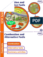 Combustion and Alternate Fuels