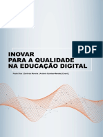 Inovar para a educação digital