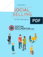 A Full Guide to Social Selling for Real-Estate Agents