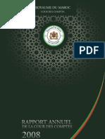 Rapport Cour Des Comptes 08_Tome2_VFr