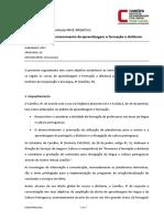 Regulamento Funcionamento Da Aprendizagem e Formaçao a Distancia