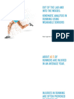Kinematic Analysis in Running Nupur Aggarwal
