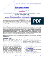 NANOEMULSION IN ENHANCEMENT OF BIOAVAILABILITY OF POORLY.pdf