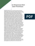 Salinan Terjemahan Obtaining and Evaluating Nonfinancial Evidence in a Fraud Examination