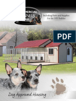 Commercial kennel Plan