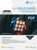 Ace Reasoning practice sheet