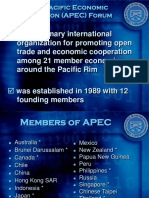 lecture notes on APEC-Asia Pacific Economic Cooperation